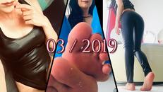 Pics & Mini Clips March 2019